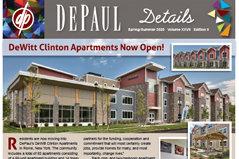 DePaul Details Spring Summer 2020