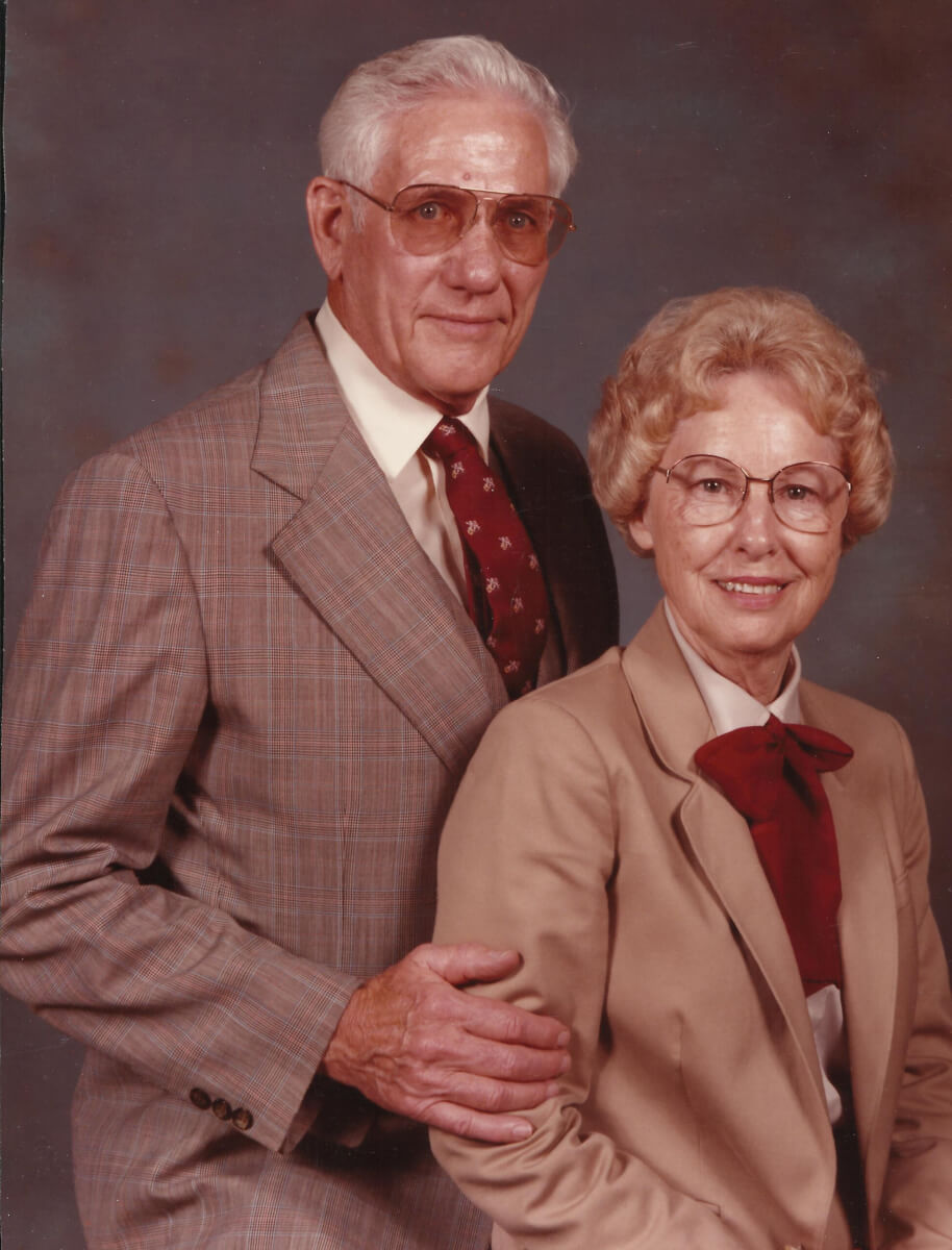 Judy And Ed Roth 50