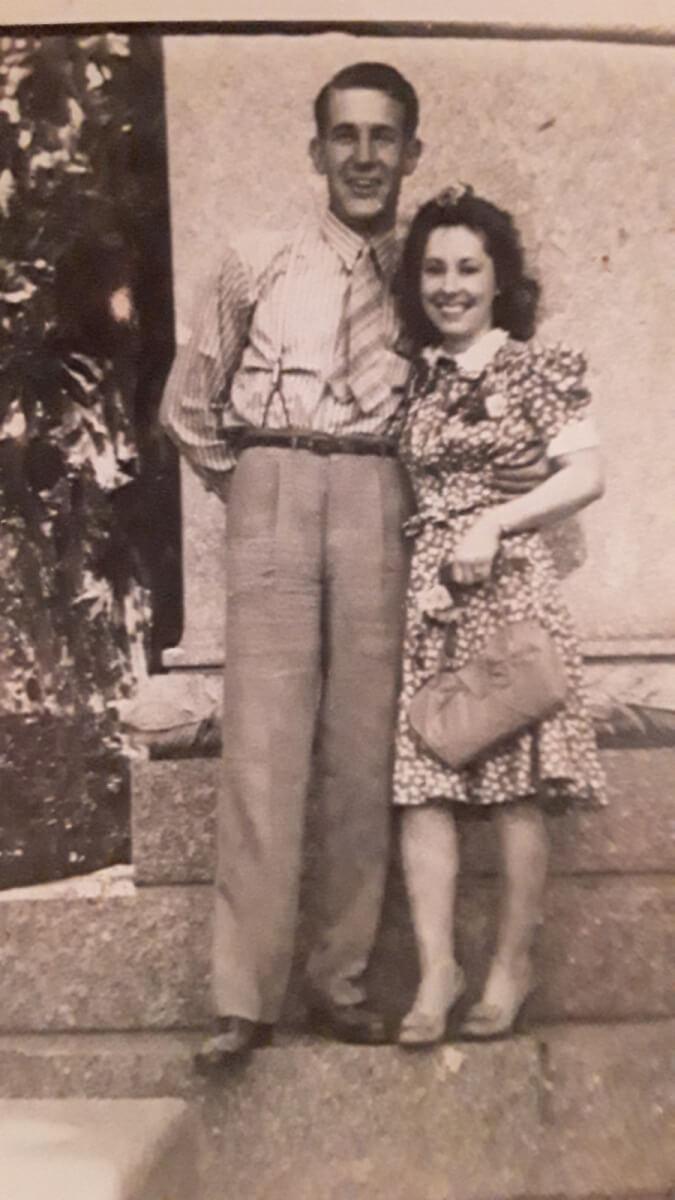 Judy And Joe Wampler, Jr.