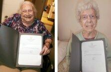Twelve Oaks Two Residents Receive Letters
