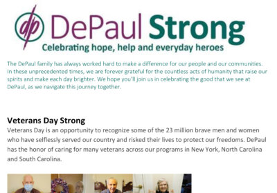 DePaul Strong #22 Celebrating Hope Help And Everyday Heroes 1