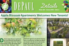 DePaul Details Winter 2021