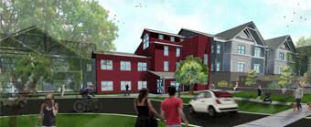 Boxcar Apartments Albion