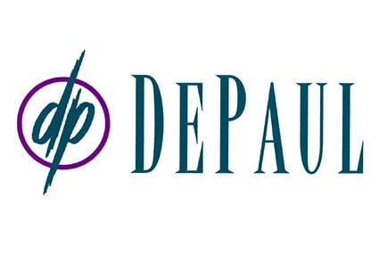 DePaul Blog Logo