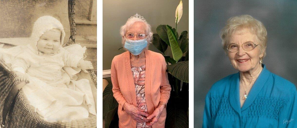 Dot Bolger 100th Birthday