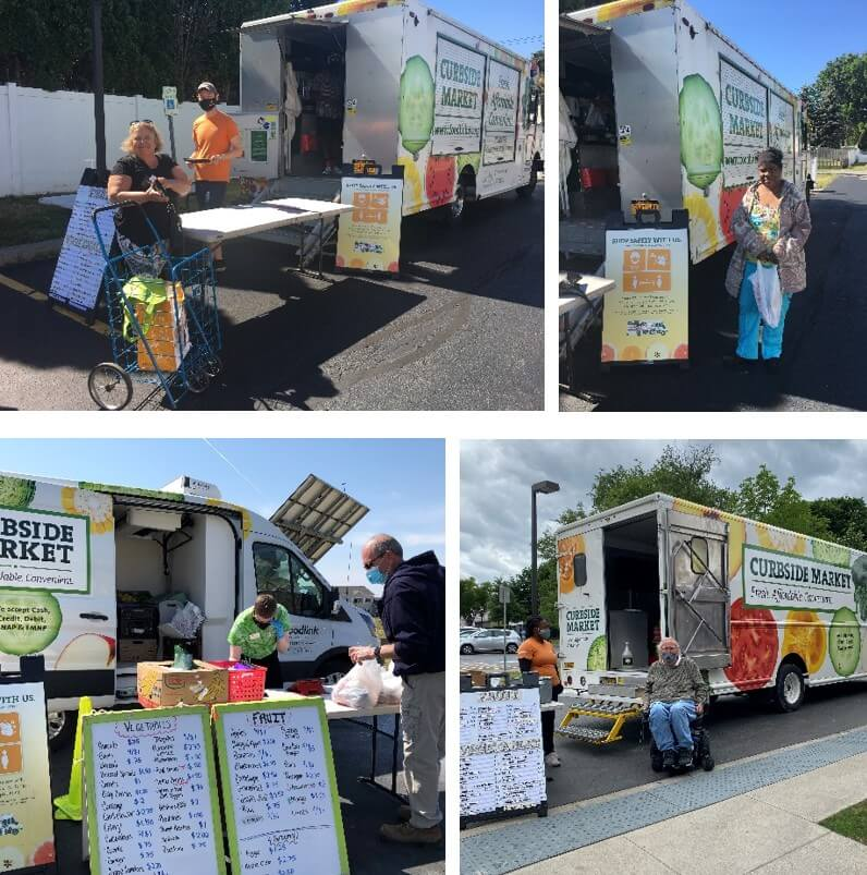 Curbside Market Delivers To DePaul